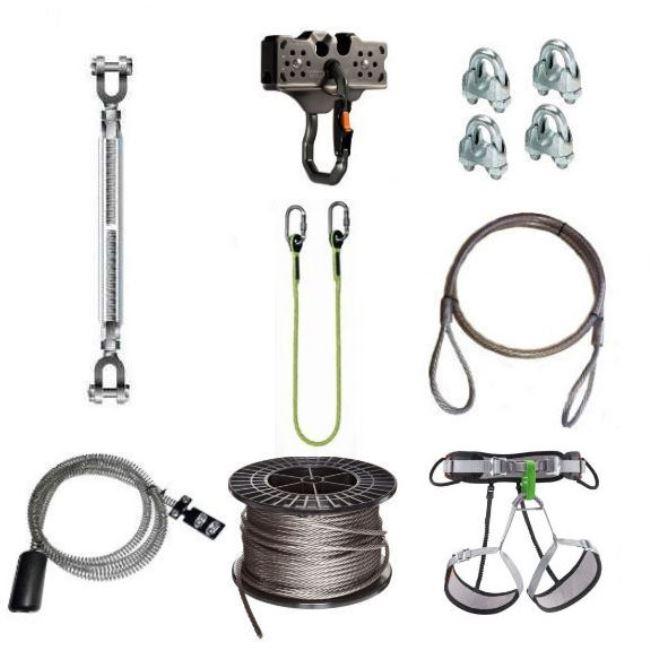 10mm zip wire kit